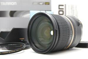 [Almost UNUSED in BOX] Tamron SP 24-70 F/2.8 Di VC USD A007E Canon Japan #30202