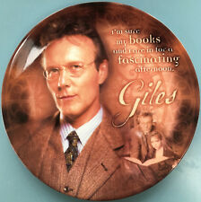More details for unique prototype plate giles hannigan cards inc coa buffy the vampire slayer