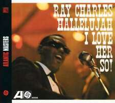 Ray Charles - Hallelujah i Love Her so Nuevo CD