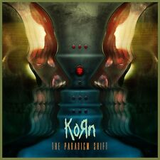 KORN THE PARADIGM SHIFT DOPPIO VINILE LP NUOVO  !!