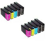 10PK Compatible Ink T676XL for EPSON WORKFORCE PRO WP-4020 WP-4530 WP-4540