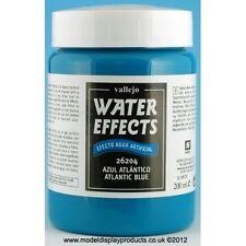 VAL26204  Water Effects - Atlantic Blue 200ml model making / railways  boats