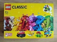 NEW & Sealed! LEGO Classic Basic Toy Bricks Building Starter Set - 11002 Age: 4+
