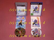 2x PS2 _ Final Fantasy X & Final Fantasy XII _guter Zustand _1000 Spiele im SHOP