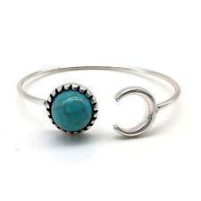 Turquoise Cuff Stone Costume Bracelets