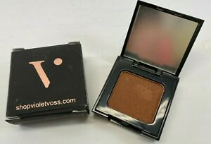 VIOLET VOSS Single Eyeshadow in Nude Sparks Neutral Shimmer NEW