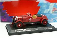 Ixo 1/43 - Lagonda Rapide Winner le Mans 1935