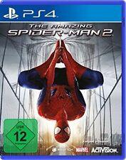 Ps4/sony playstation 4 jeu-the amazing spider-man 2 (de/en) (avec emballage d'origine)