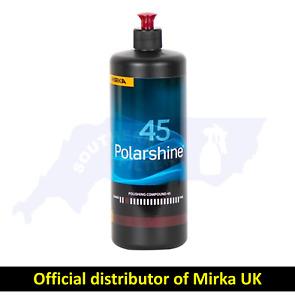 Mirka Polarshine 45 polishing compound 1Ltr Bottle