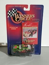 New 1997 Winner's Circle Ford Thunderbird Kenny Irwin #27 GI JOE NASCAR