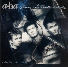 A-HA : STAY ON THESE ROADS / CD
