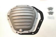 Dana 60-70 Rear Aluminum Satin Differential Cover Kit 10 Bolt Chevy GM Truck