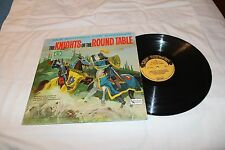 Derek Hart & the Famous Theatre Company LP-THE KNIGHTS OF THE ROUND TABLE