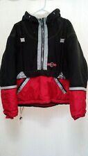 vtg Scotch & Soda parka Jacket 90's ski pullover color block M/L hooded street