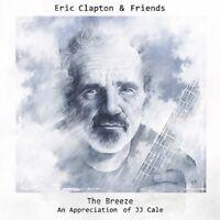 ERIC & FRIENDS CLAPTON - THE BREEZE-AN APPRECIATION OF JJ CALE  CD NEU