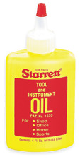 Starrett 1620 Tool and Instrument Oil IN STOCK