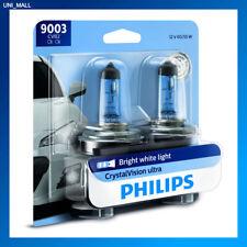 Philips Genuine 9003CVB2 Upgrade Crystal Ultra Vision H4 Halogen Light Bulb