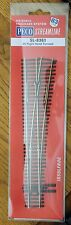 HO Scale - PECO STREAMLINE SL-8361 INSULFROG Code 83 #6 Right Hand Turnout