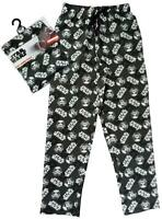 Mens Official Star Wars Darth Vader Lounge Pants Long Pyjama Bottoms S M L XL