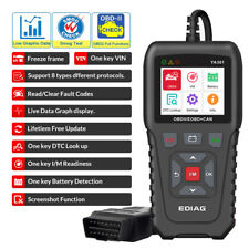 Ediag YA301 OBD2 Scanner Code Reader Live Data Car Diagnostic Tool Check Engine