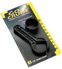 "Throttle Control For 7/8"" Handlebars By Go Cruise (GC22BK)"