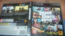 GRAND THEFT AUTO EPISODES FROM LIBERTY CITY. Ps3. Fisico. Pal Esp