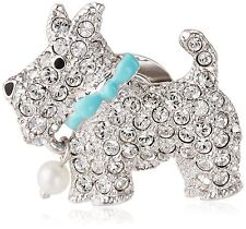 Vendome Boutique X'mas Collection Terrier Brooches From Japan