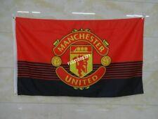 Manchester United Flag Banner 3x5ft Red Devil Flag 2019