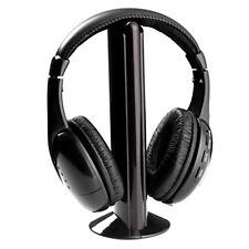 Useful Cordless Headphone Headset Earphone For PC TV Radio Wireless Headphone