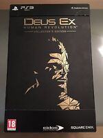 Deus Ex: Human Revolution (Collector's Edition) PS3 PAL-ITA
