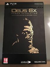Deus Ex: Human Revolution (Collector's Edition) PS3 PAL-ITA