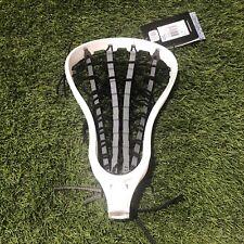 New Adidas Eqt Halt 10 Inch Women's Strung Lacrosse Lax Head White Ai7231