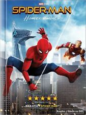 SPIDER-MAN: HOMECOMING - BOOKLET DVD