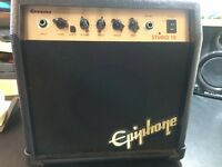 Epiphone Studio 10 guitar Amp used great condition
