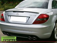 AMG Style Painted 775 Iridium Silver Tail Wing Spoiler Fit R171 SLK250 SLK350