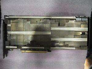 QTY 1x AMD Radeon VII 16GB HBM2 Graphics Card Not working ( No Fans)