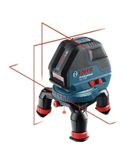 BOSCH PROFESSIONAL GLL 3-50 LINE LASER 0601063800