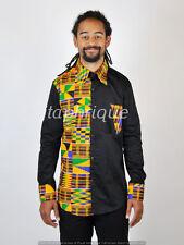 Hommes polonais et Ankara Kent mix shirt