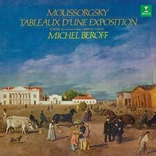 MICHEL BEROFF-MUSSORGSKY: SOLO PIANO MUSIC-JAPAN 2 CD F04