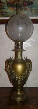Très grande et lourde Lampe à huile empire  (ref 160)