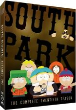 South Park: The Complete Twentieth Season [New Dvd] 2 Pack, Ac-3/Dolby