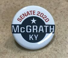 Amy McGrath Campaign Buttons 2-pack, 1 1/2 in. SHIPS FREE