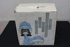 ancien casque casque séchoirs sèche cheveux + carton d'emballage N°929 An 1966