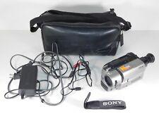 Sony Handycam CCD-TRV615 Video8 HI8 Camcorder Player Video Transfer Night Shot