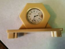 Ivaluer Clock Celluloid Case Runs