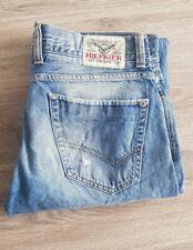Hilfiger Denim Rogar Jeans W34 L32 Regular Fit Stright Low Waist memphis vintage