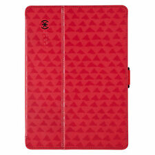 NEW! Speck Products STYLEFOLIO iPad Air Case -Valley Vista/Dark Poppy Red/Black