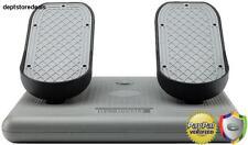 Simulator Pedals USB Flight Pedal Break Foot Gaming Rudder Controller Aircraft