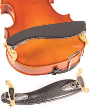 Kun Voce Carbon-Fiber 4/4 Violin Shoulder Rest