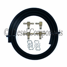 BMW 318 Brass Leak Off Connector Kit for Bosch Common Rail Diesel Injectors